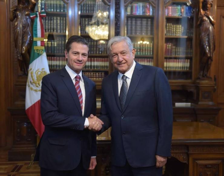 Las reuniones de Andrés Manuel con Meade y Enrique Peña han dejado poco en lo