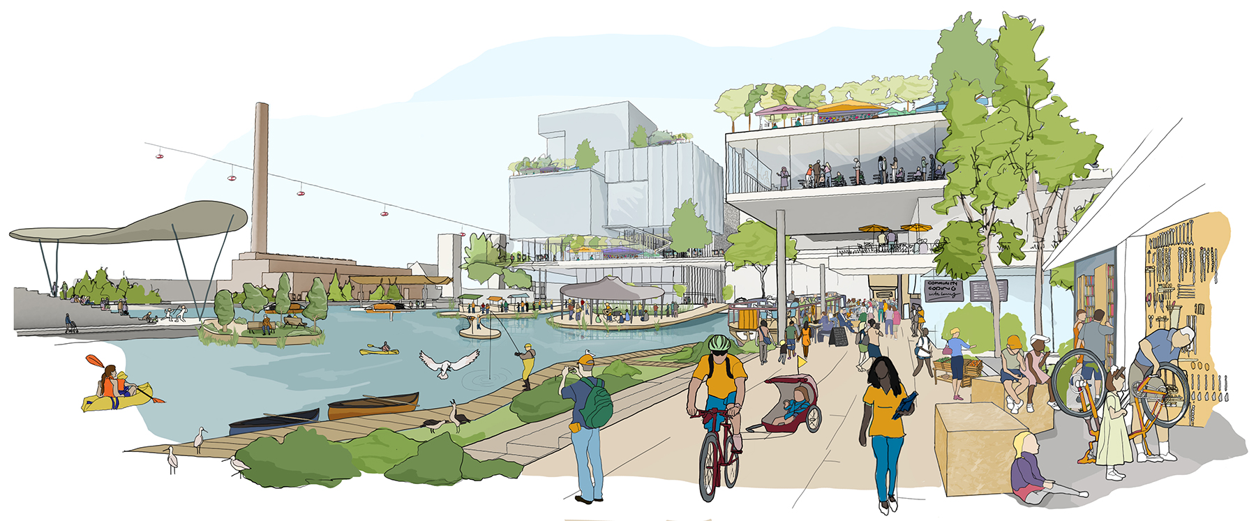 Waterfront Toronto project