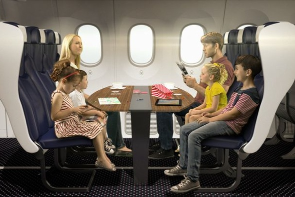 Thomson Airways to launch family booths, couples' pods and child-free zones