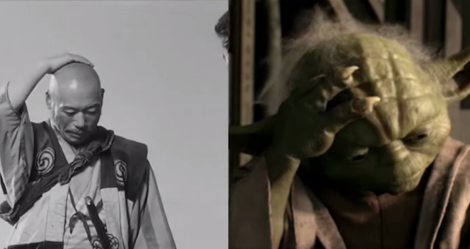 Samurai Films Influenced Star Wars