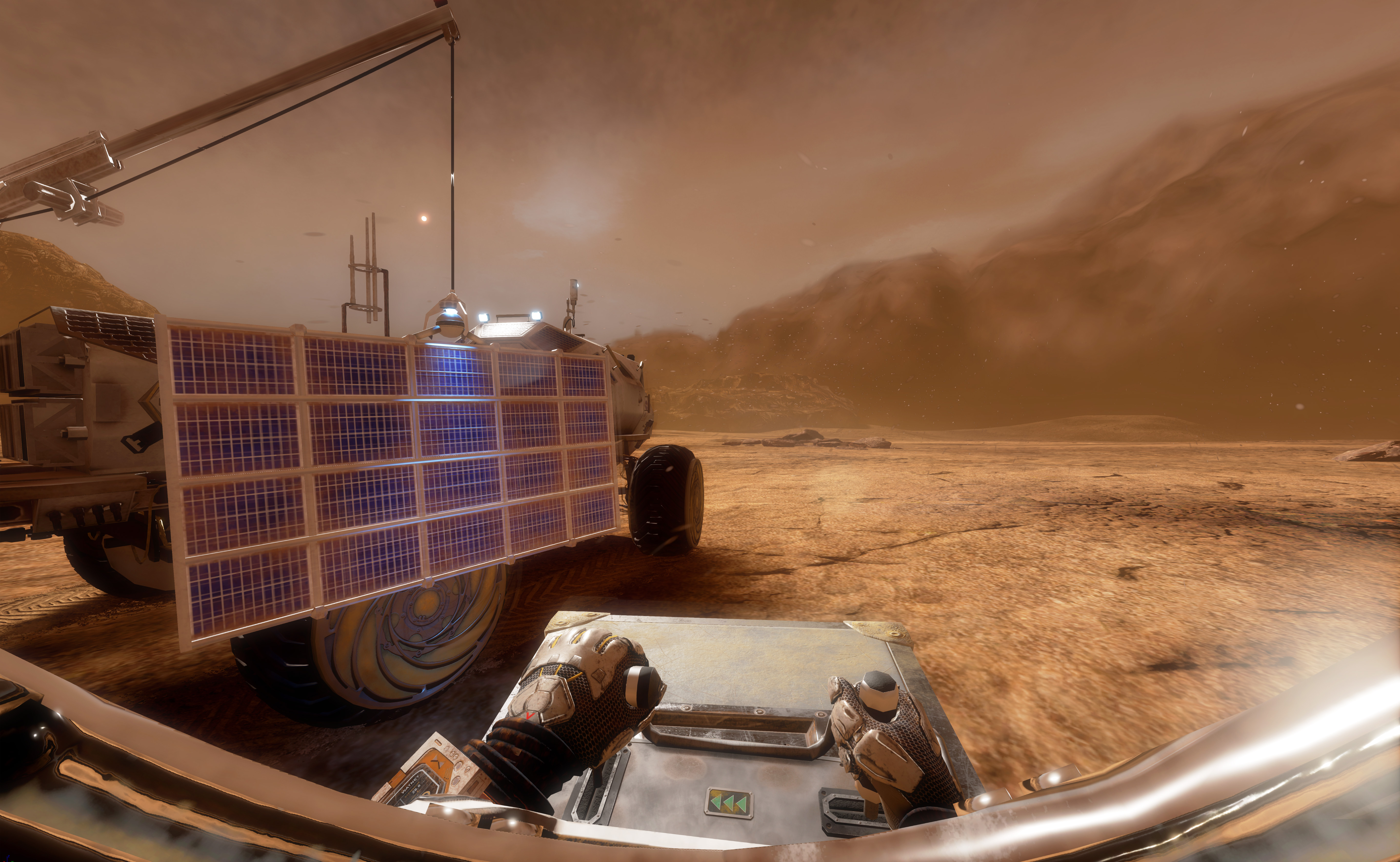 d12aeec3364 Fox pushes virtual reality to the limit with 30 minutes on Mars