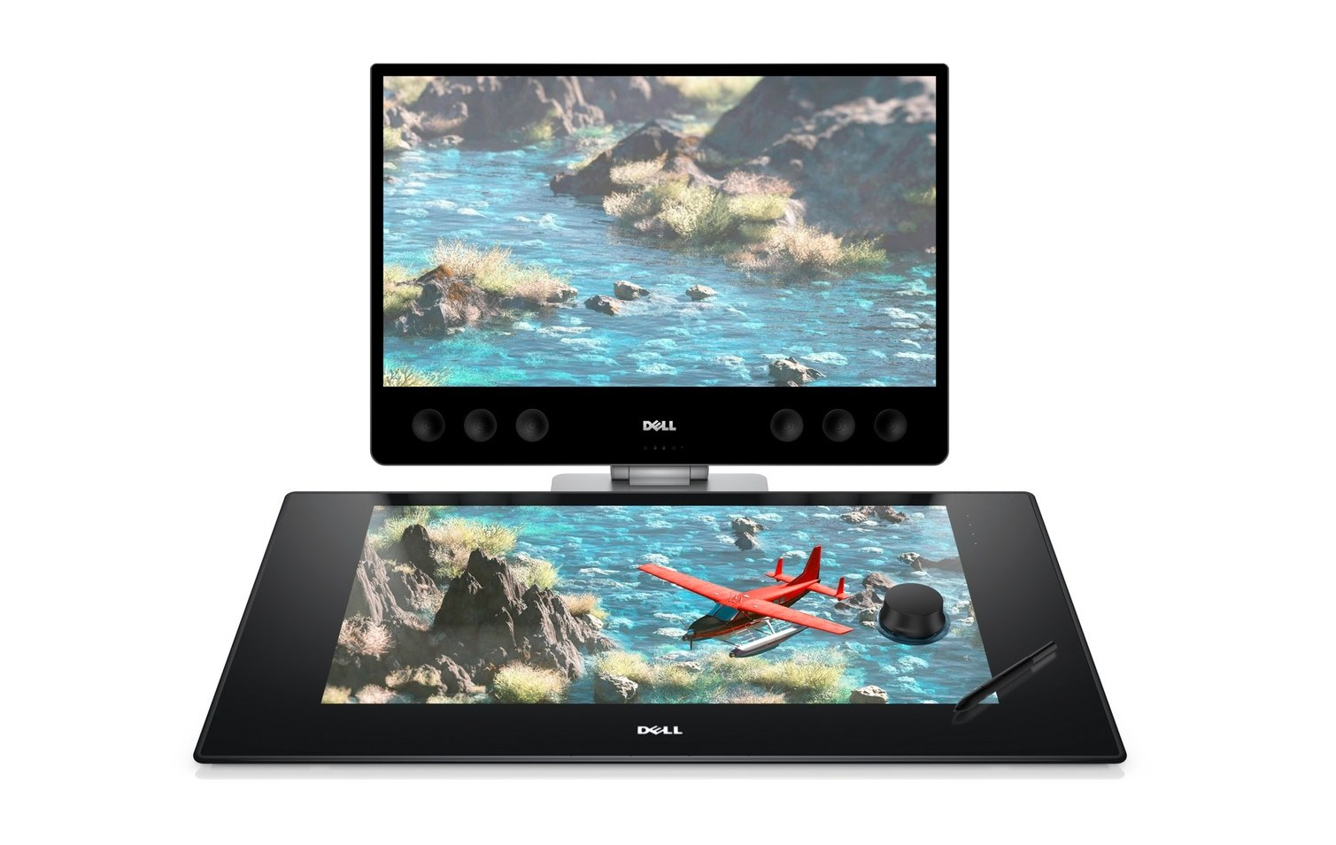 Dell S Massive Canvas Display For Artists Is Available For