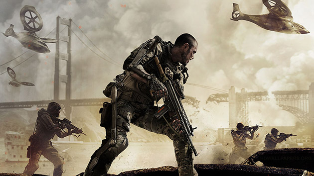 Call Of Duty Advanced Warfare Is Having A Rocky Launch On Xbox One