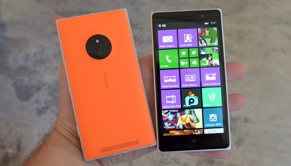 Nokia Lumia 830 vs Nokia Lumia 930 / Icon: specs | Pocketnow