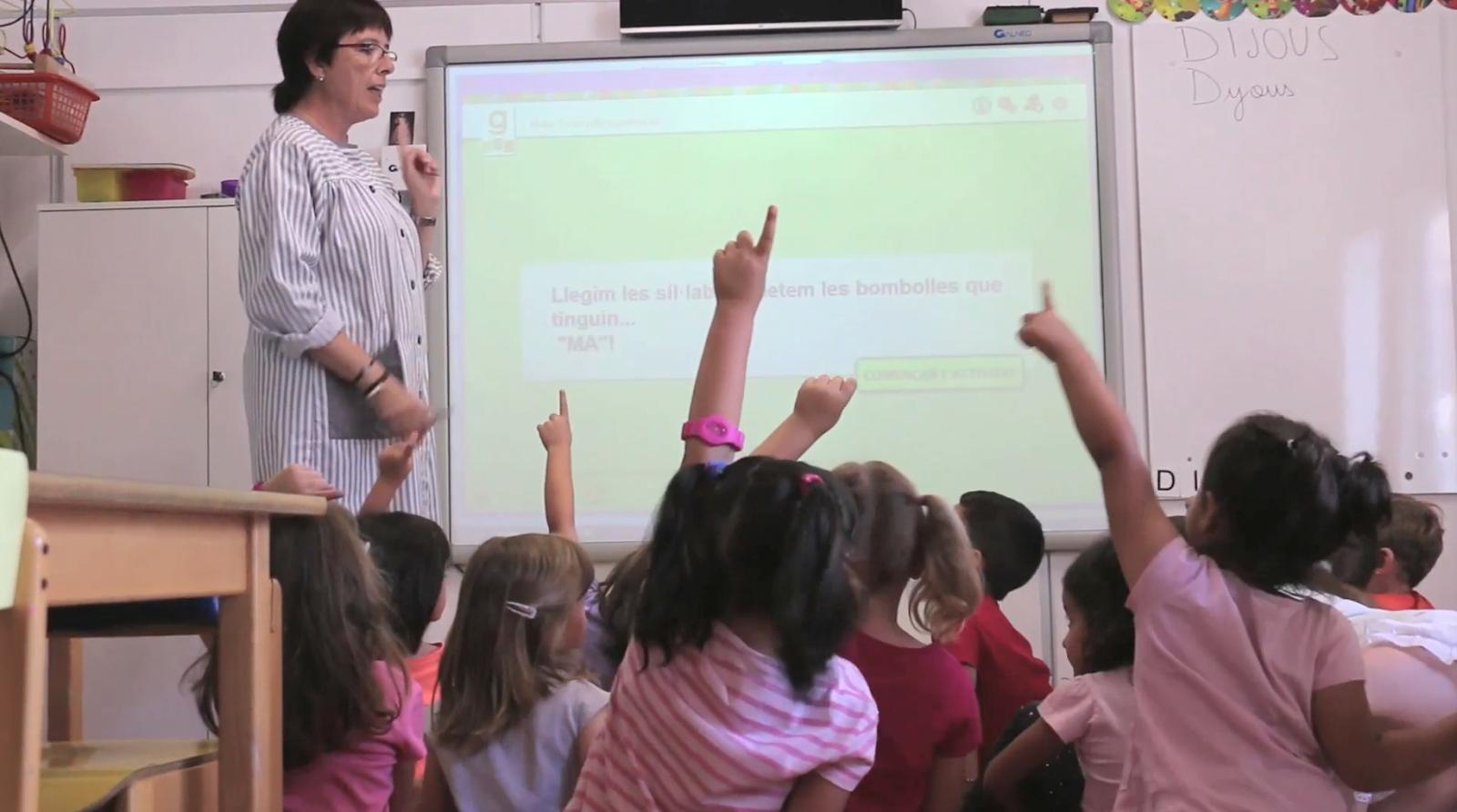 El método Glifing se ha adaptado en Centros de Aprendizaje y Escuelas de España, su creadora espera que pronto llegue a México.