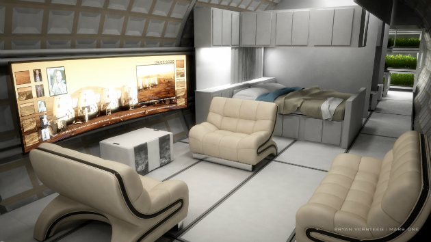 mission mars one pods - photo #18