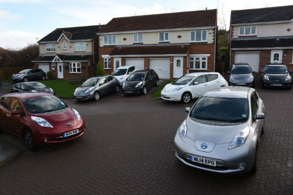 Electric cars plug-in car grant