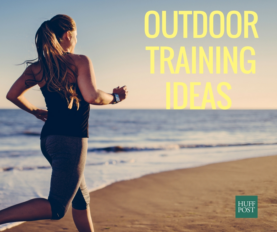 Training Outdoors: Five Ways To Take Your Workout