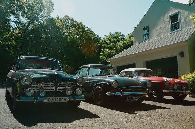 【ビデオ】ヨーロッパ製ラリーカーのコレクターが愛車を紹介