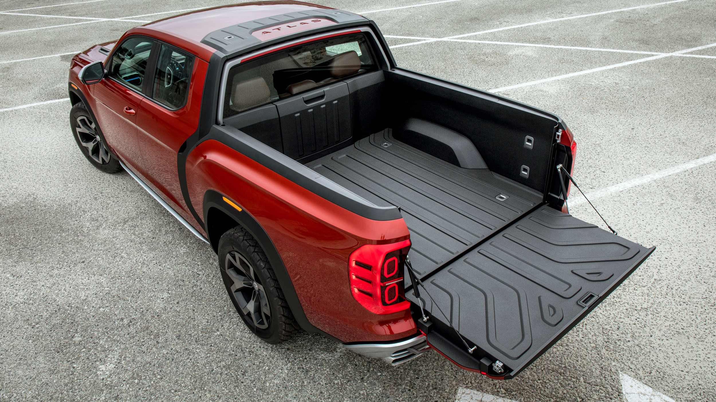 VW Tanoak concept truck road test review | Car News, Reviews, & Pricing for New & Used Cars.