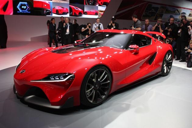 【噂】トヨタ「スープラ」後継車の名称は「S-FR」に?