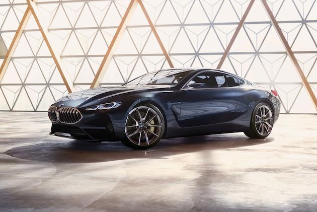 【ビデオ&フォト】BMW、新型ラグジュアリー・クーペを予告する「コンセプト 8シリーズ」を公開!