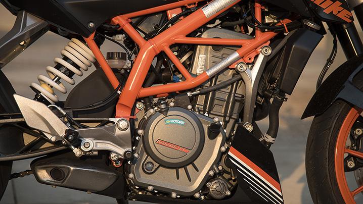 2017 KTM Duke 390
