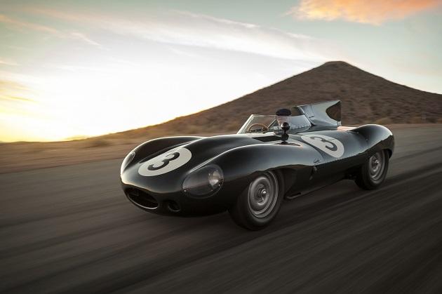 1956年型ジャガー「Dタイプ」、オークション予想落札価格は6億円以上!