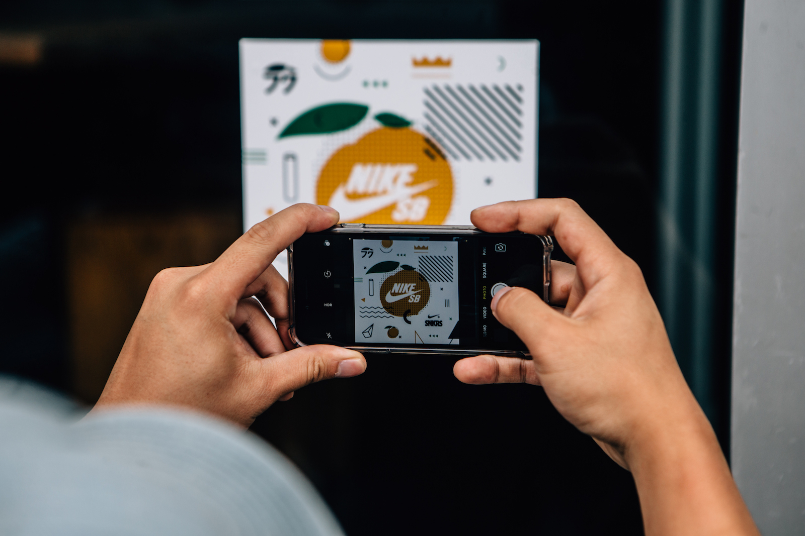For Nike, augmented reality is the perfect way to sell hyped