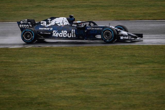 Red Bull Reveals 2018 Formula One Car
