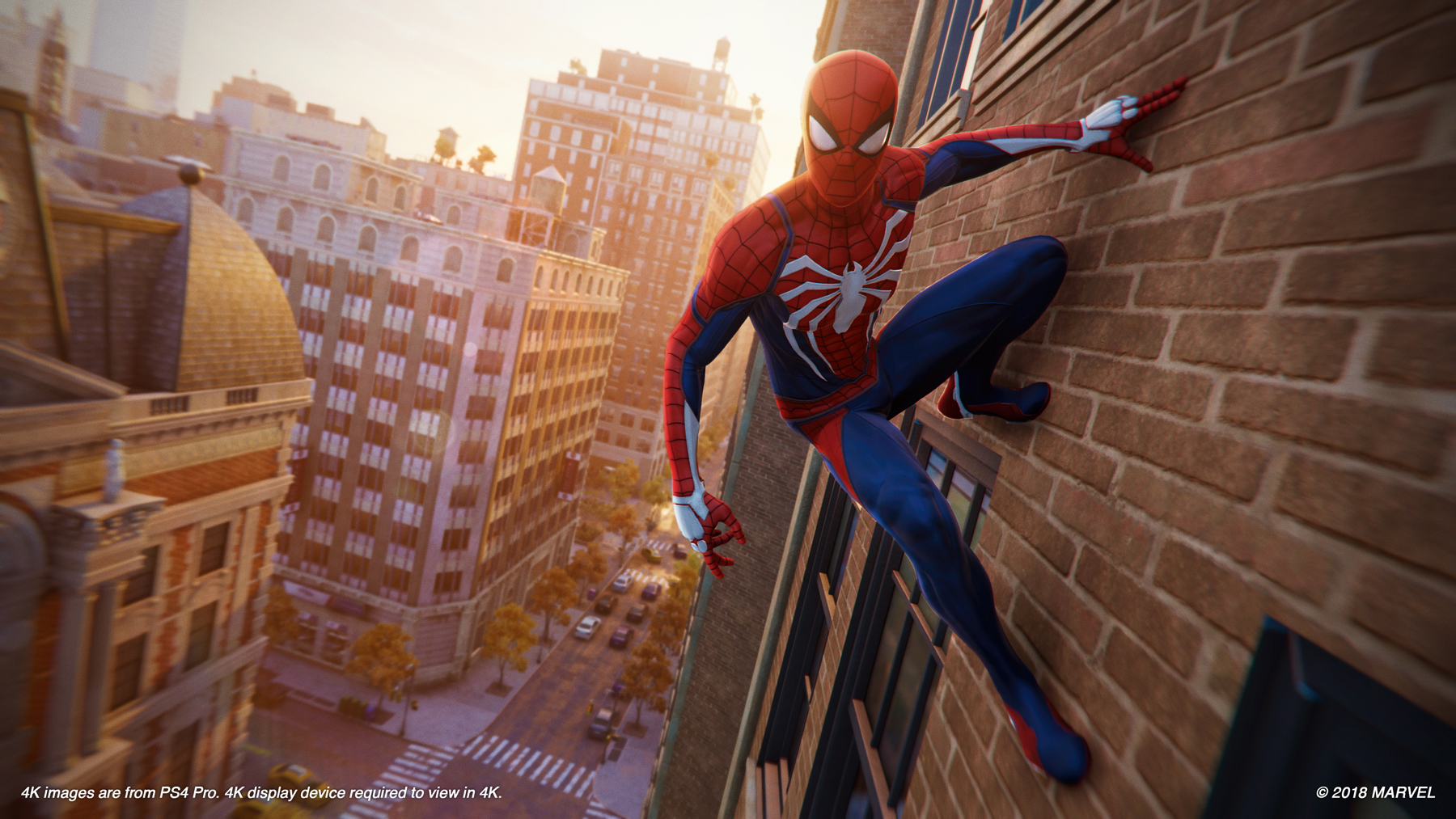 fe5fdc3552d6 New York shines in Sony s new  Spider-Man  game