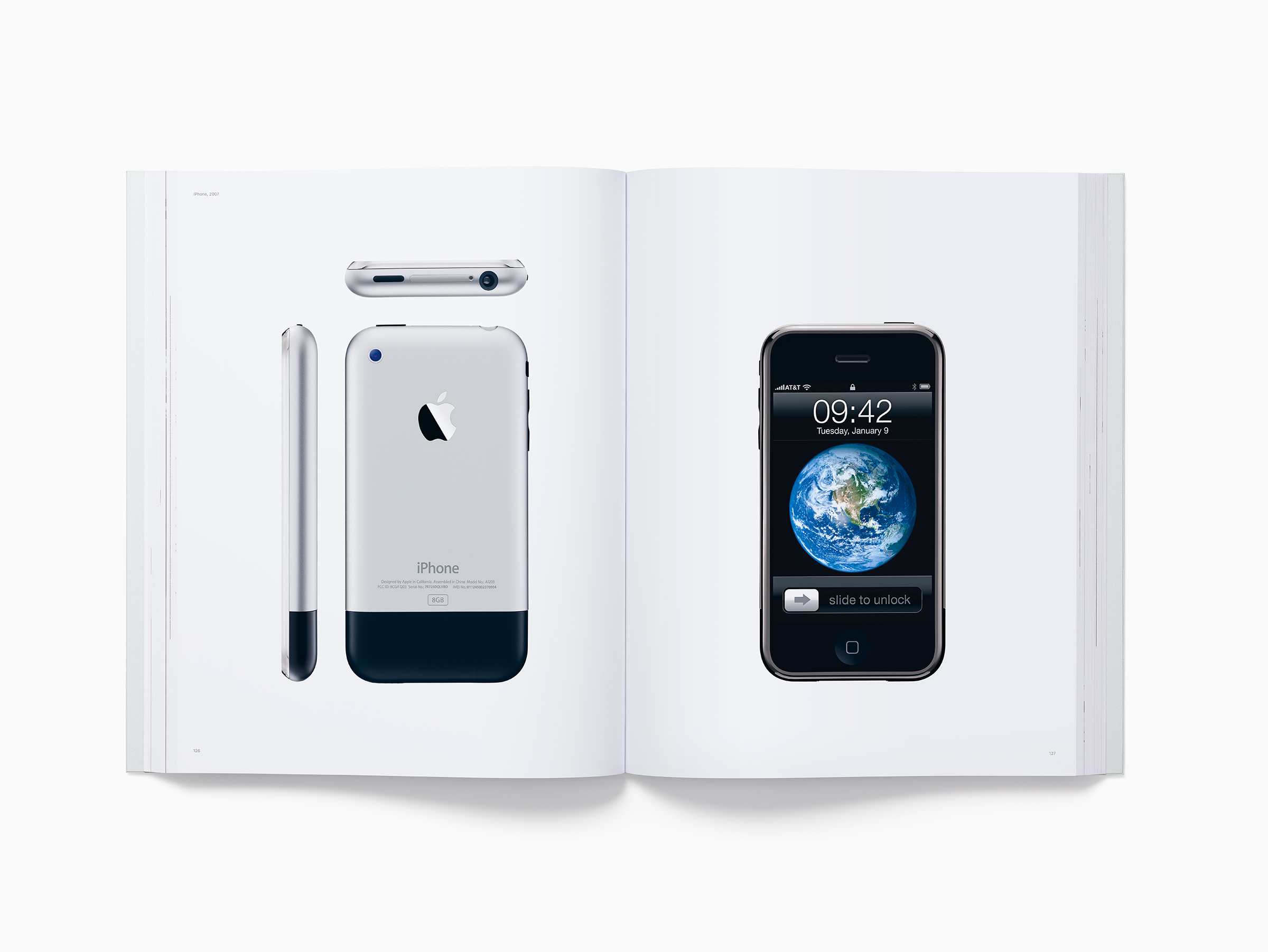 Apple quiere vender un photo book de todos sus productos por $300 USD