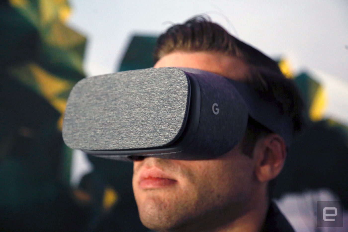 Google's VR future includes a headset that tracks your eyes