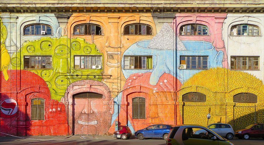 Tour de arte urbano: La mejor forma de conocer Europa con poco