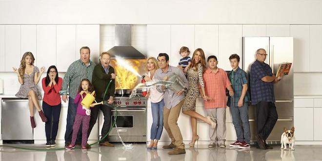 MODERN FAMILY - ABC's