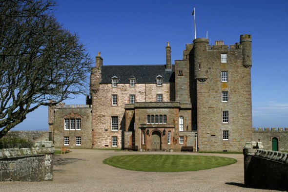 The Castle of Mey.