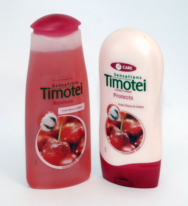 Timotei to disappear from UK shop shelves