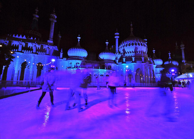 Ice Skating: 6 Of The Prettiest Ice Rinks In The
