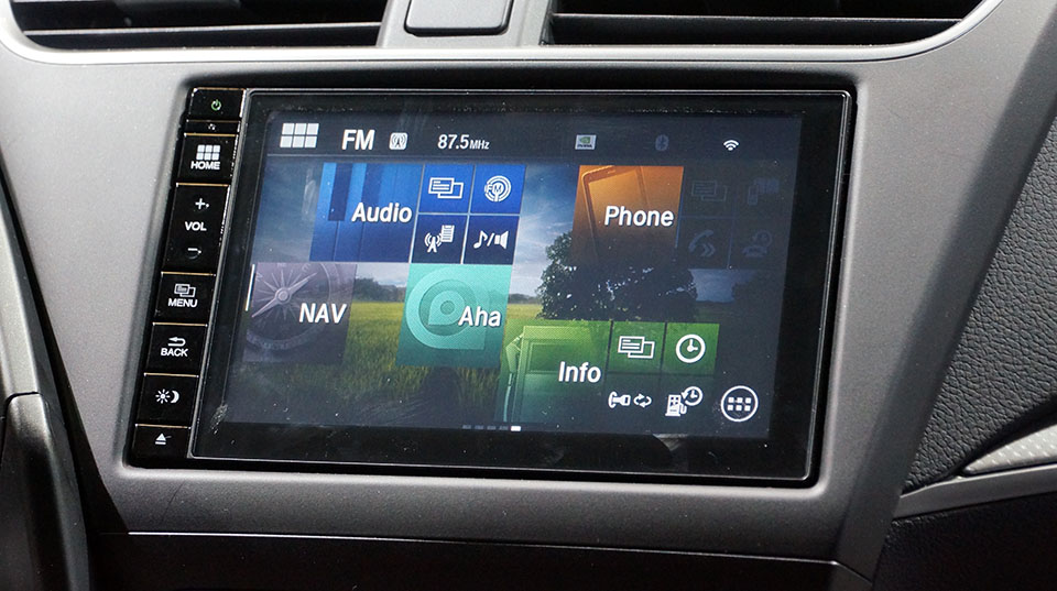 Honda\'s in-car Connect system does Android its own way (hands-on)