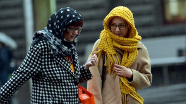 Your scarfs are going to need scarfs to keep them warm. And yes, the plural of scarf is scarfs, not scarves....