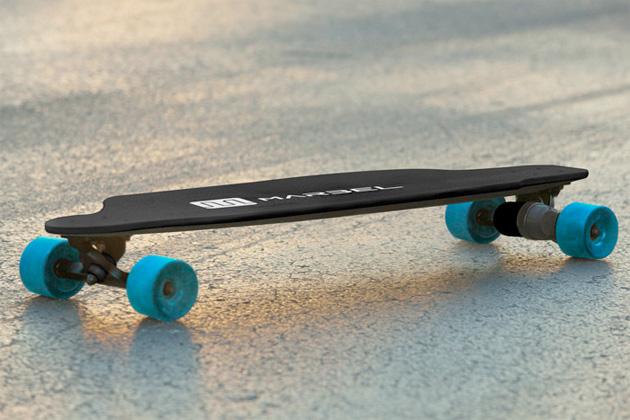 Marbel Board 推出僅重 9.9 磅的超輕電動滑板