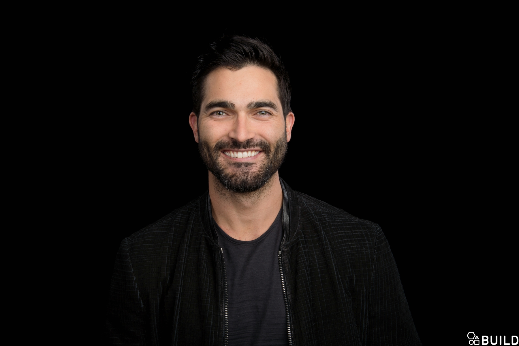 Tyler Hoechlin visits AOL Hq for Build on October 7, 2016 in New York. Photos by Noam Galai