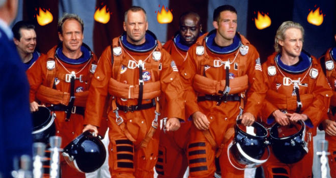 The Scariest Part of 'Armageddon' Isn't the Asteroid: Podcast