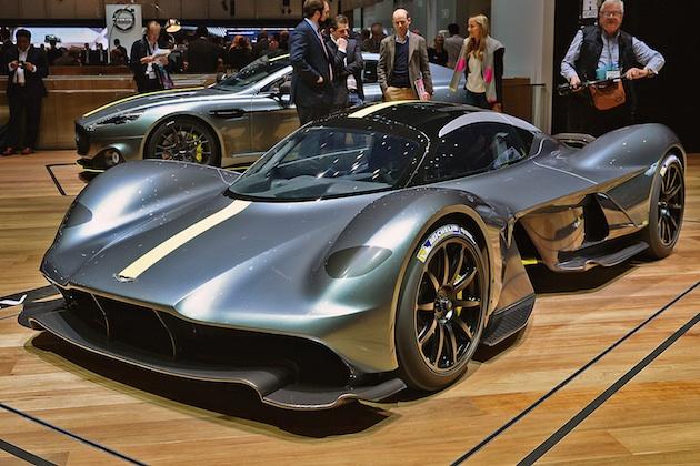 アストンマーティン、F1のエンジン供給を検討中 レッドブルのメイン・スポンサー就任の可能性も
