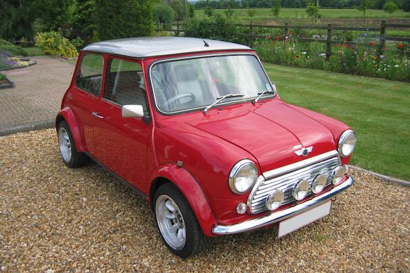 Prolific Classic Mini Thieves Face Jail Time AOL - Classic mini car