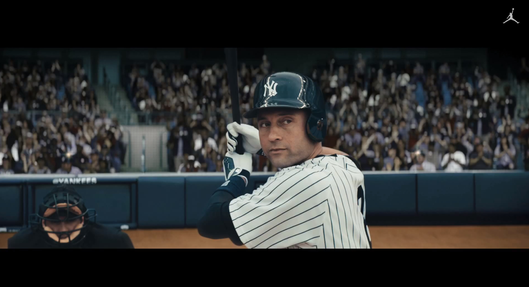 Derek Jeter Tribute Video (Courtesy: Jordan / YouTube)