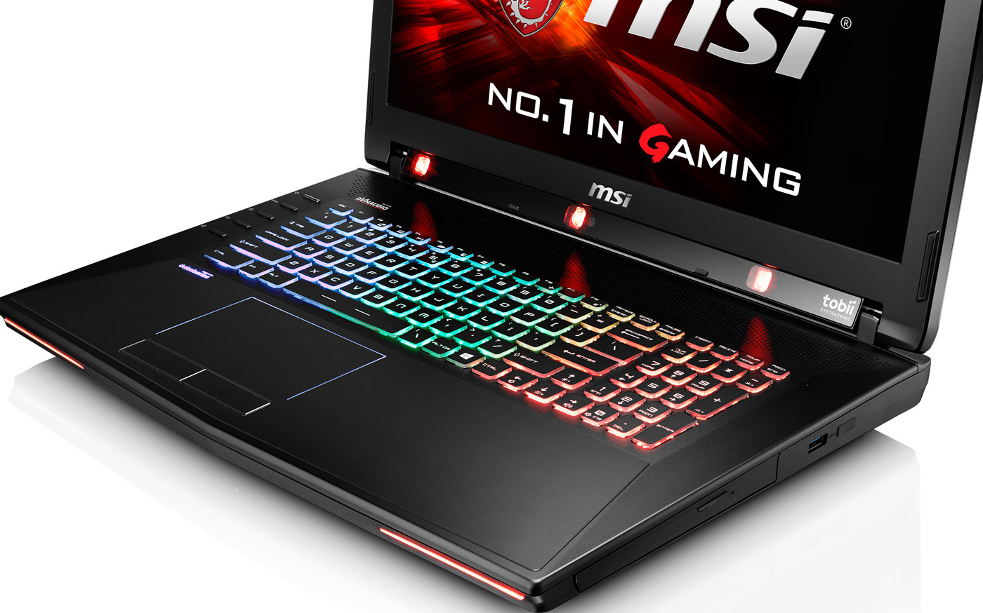MSI GS70 - World's thinnest and lightest 17-inch gaming laptop ...