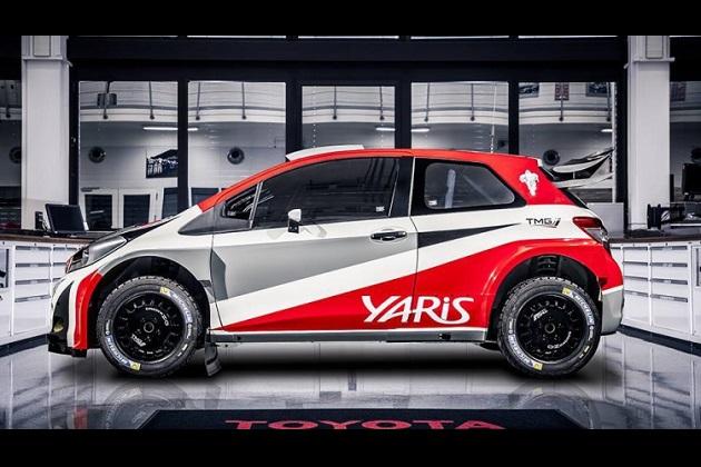 【噂】トヨタ、WRCに参戦する「ヤリス(ヴィッツ)」のストリート・バージョンを計画中?