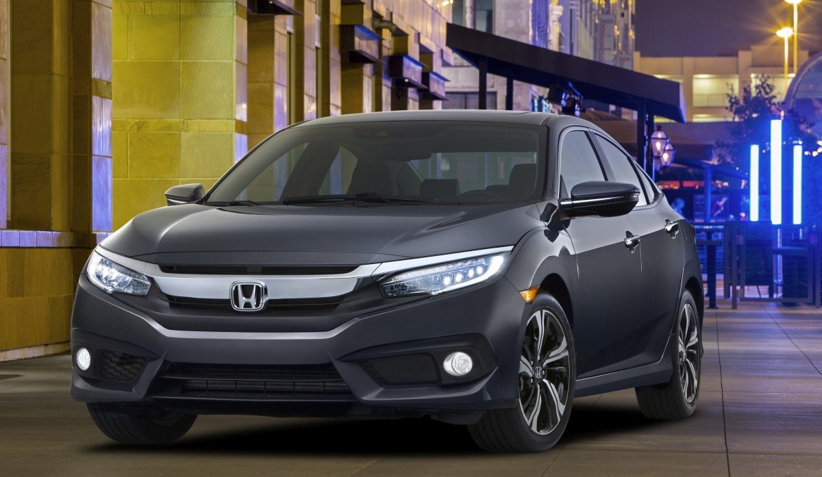 2016 Civic Is The Second Honda With Android Auto Apple CarPlay