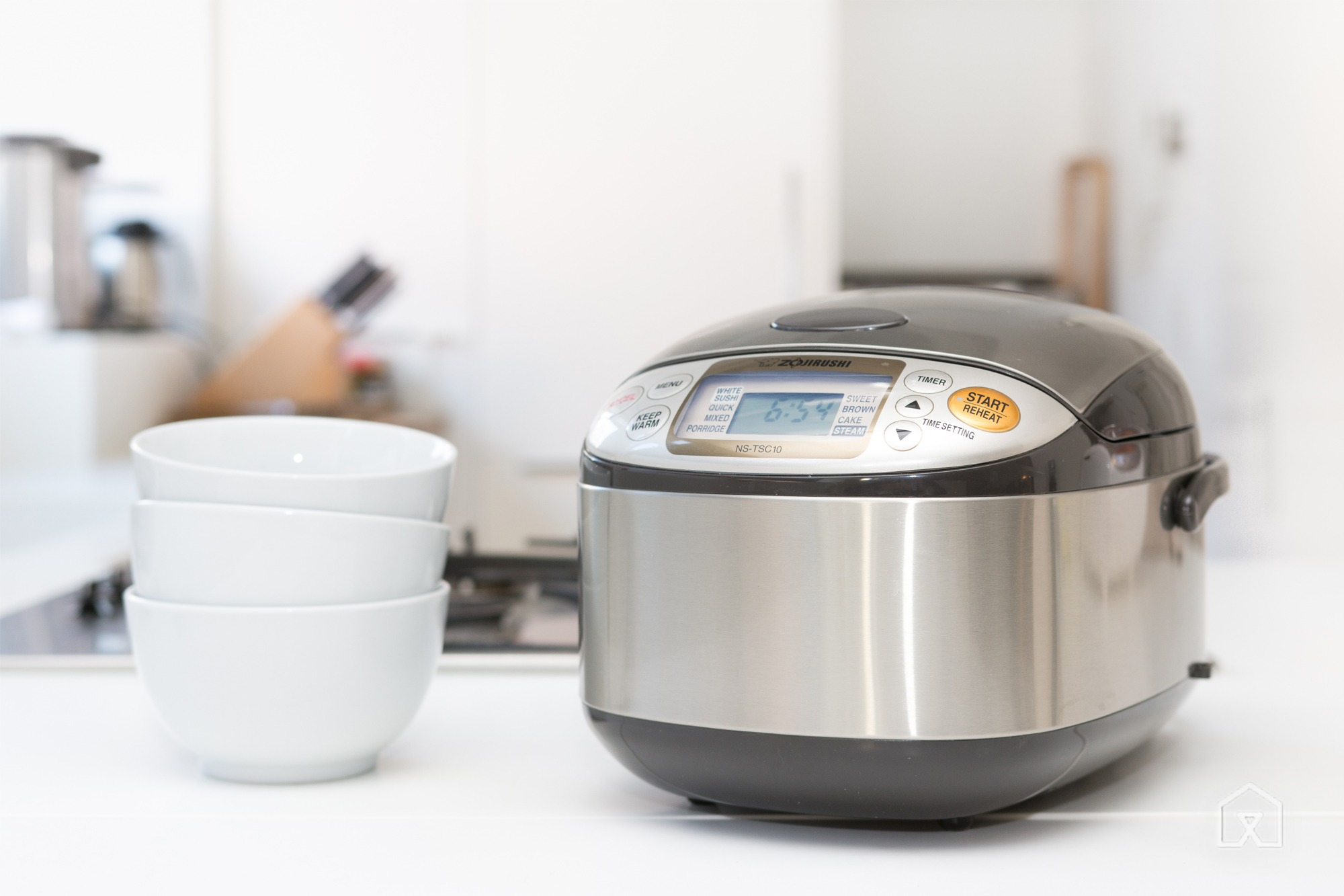 how to cook medium grain rice in rice cooker