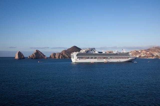 Mexico cruise ship