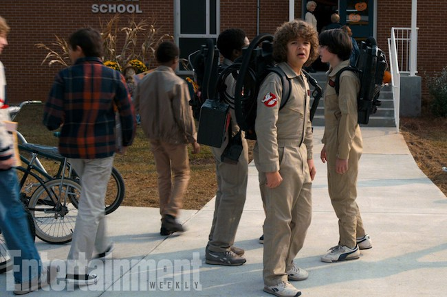 Stranger Things Season 2 Teaser Debuts During Super Bowl 51