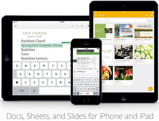 ios版googleスライド提供開始 powerpointファイル対応 ドキュメントと