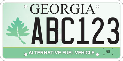 Celebrate America with these environmental license plates