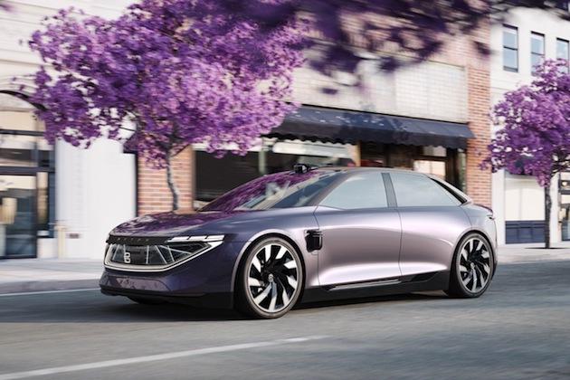 中国の新興EV企業Bayton社が、自動運転機能を搭載した電動セダンのコンセプトカーを発表! 2021年の発売を目指す