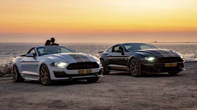 新型「シェルビー GT」に、往年のレンタカーを思い出させるカラーリングと名前が復活