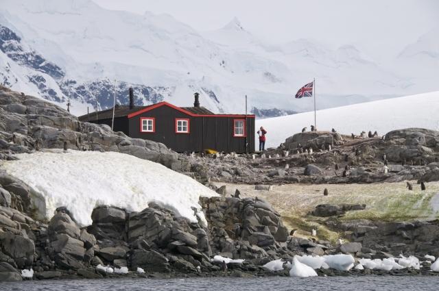 Antarctica post office
