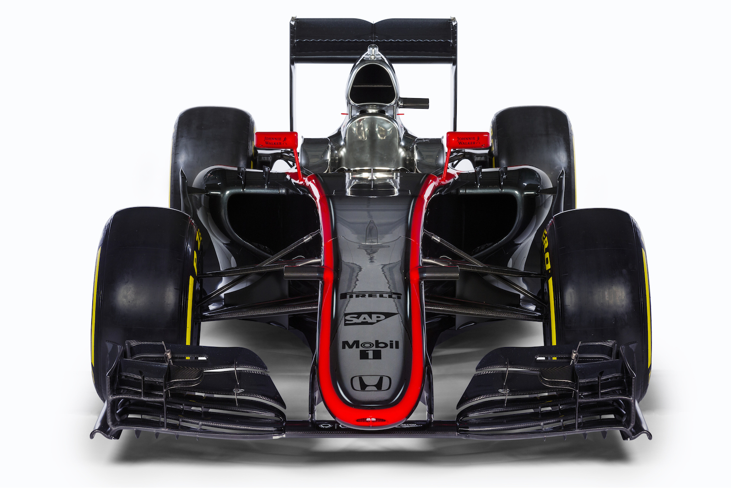 HONDA McLaren‐Honda NEW「MP4‐30」