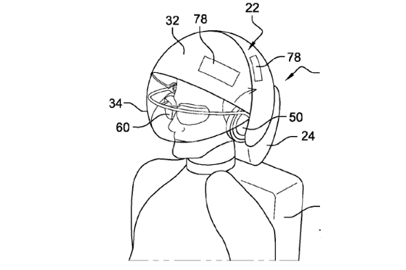 airbus reveals helmets for in-flight entertainment of the future