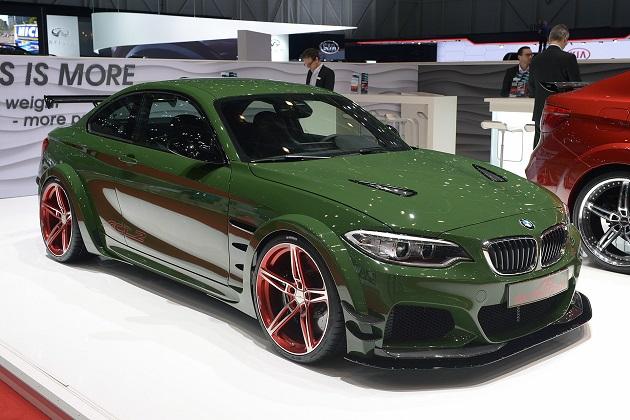 【ジュネーブ・モーターショー】ACシュニッツァーの「ACL2」コンセプトは、BMW「M2」を超える570馬力!
